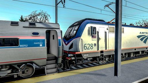 Simulatore gratuito per la guida dei treni