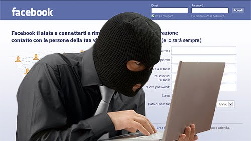identità false su Facebook