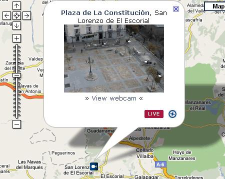 web cam in tempo reale da tutto il mondo