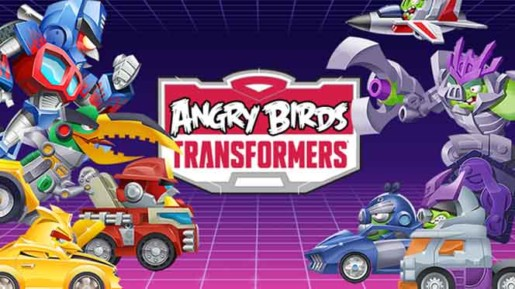 angry birds transformers gioco arcade