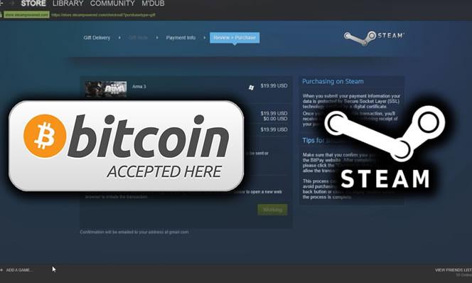 spendere bitcoin