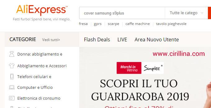 35e05b65a0 Aliexpress è un sito sicuro? Opinioni e guida per gli acquisti