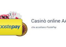 casino postepay